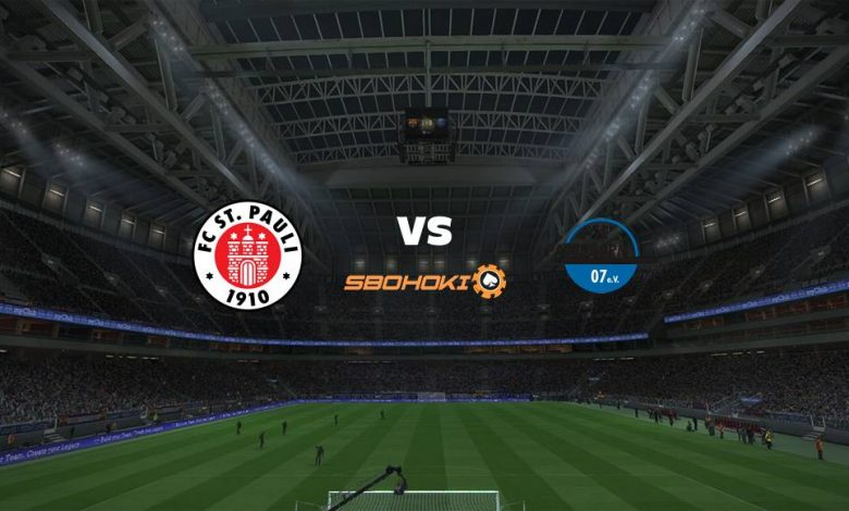 Live Streaming St Pauli vs SC Paderborn 07 15 Maret 2021 1