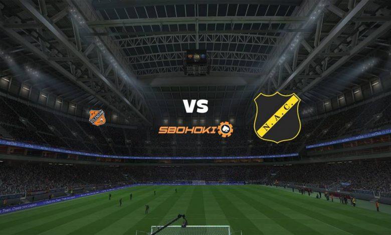 Live Streaming FC Volendam vs NAC Breda 19 Maret 2021 1