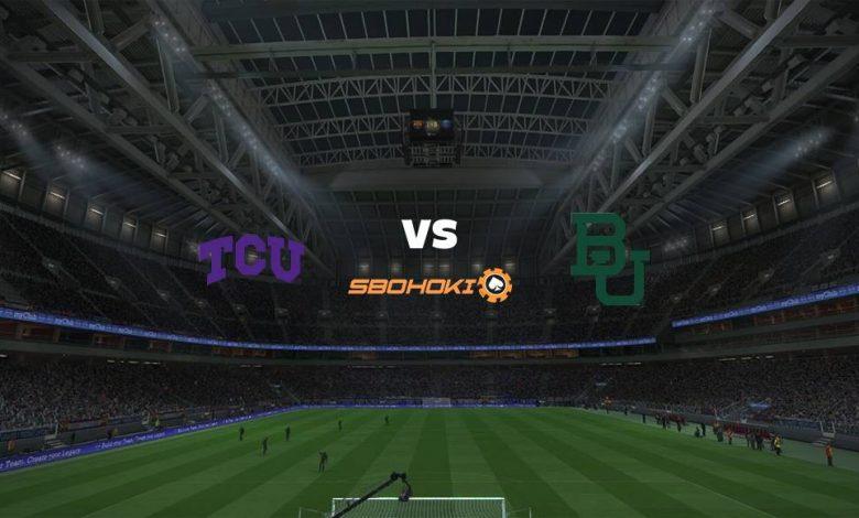 Live Streaming TCU Horned Frogs vs Baylor Bears 7 Maret 2021 1