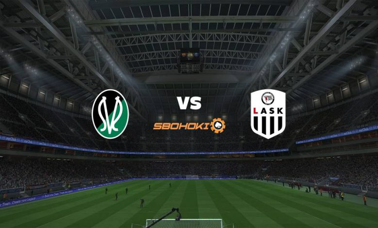Live Streaming SV Josko Ried vs LASK Linz 14 Maret 2021 1