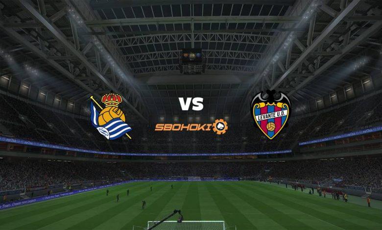 Live Streaming Real Sociedad vs Levante 7 Maret 2021 1