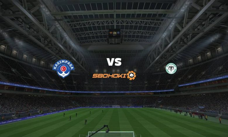 Live Streaming Kasimpasa vs Konyaspor 15 Maret 2021 1
