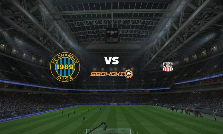 Live Streaming FC Chambly vs AC Ajaccio 19 Maret 2021 1