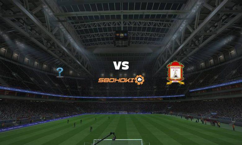 Live Streaming TBD vs Ayacucho FC 10 Maret 2021 1