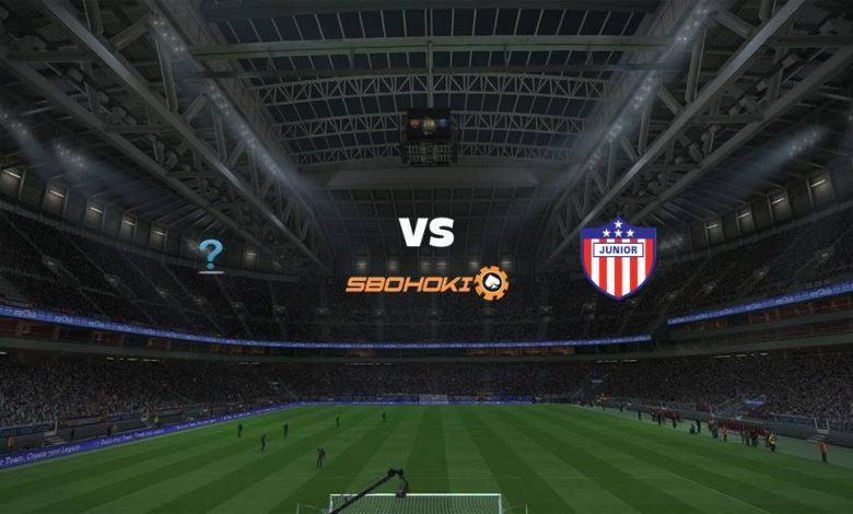 Live Streaming TBD vs Atlético Junior 11 Maret 2021 1
