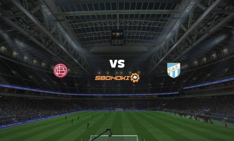 Live Streaming Lanús vs Atlético Tucumán 6 Maret 2021 1