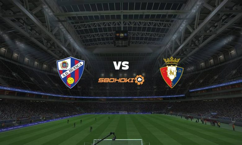 Live Streaming Huesca vs Osasuna 20 Maret 2021 1