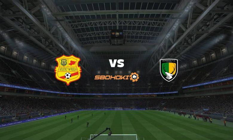 Live Streaming Atlético Morelia vs Venados FC 12 Maret 2021 1