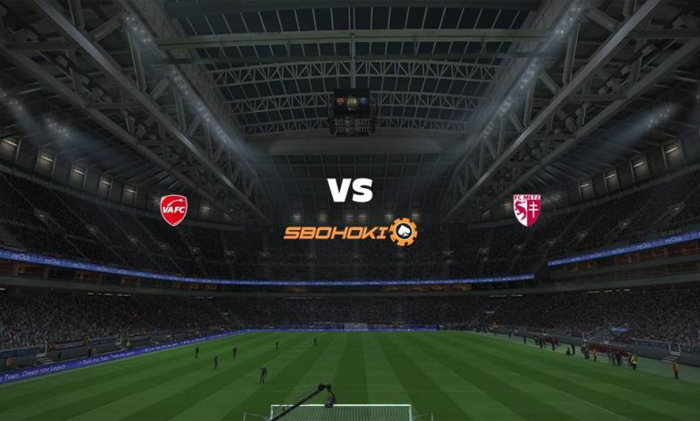 Live Streaming Valenciennes vs Metz 6 Maret 2021 1