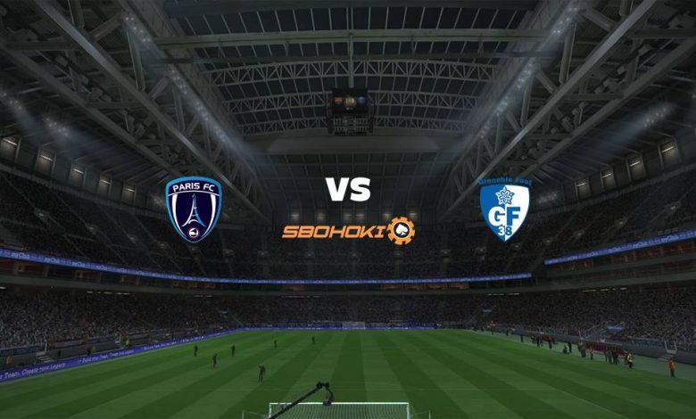 Live Streaming Paris FC vs Grenoble 20 Maret 2021 1