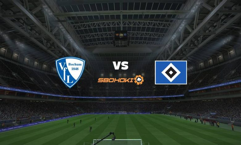 Live Streaming VfL Bochum vs Hamburg SV 12 Maret 2021 1