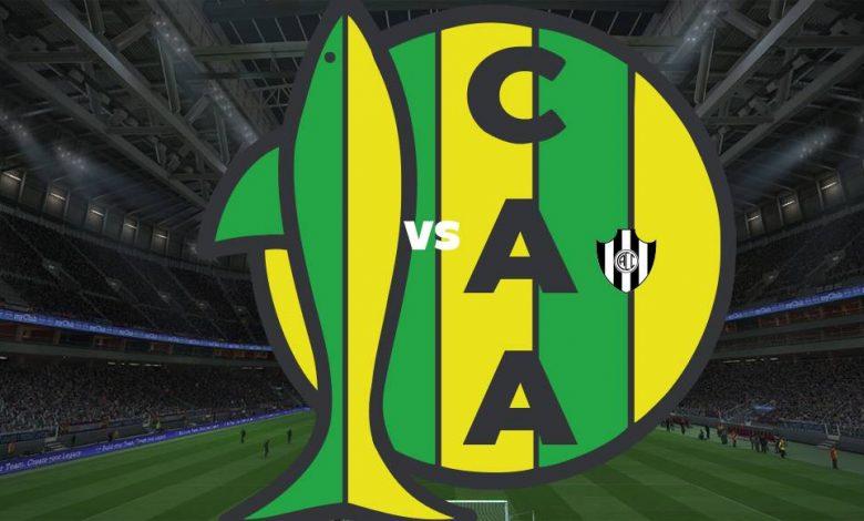Live Streaming Aldosivi vs Central Córdoba (Santiago del Estero) 12 Maret 2021 1
