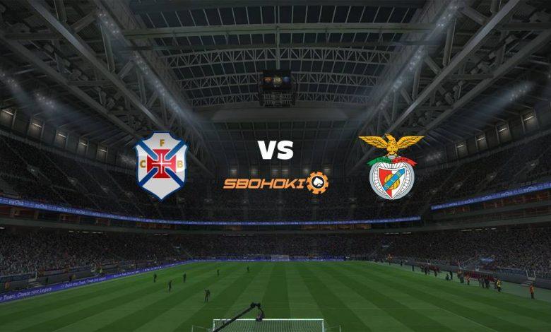 Live Streaming Belenenses vs Benfica 8 Maret 2021 1