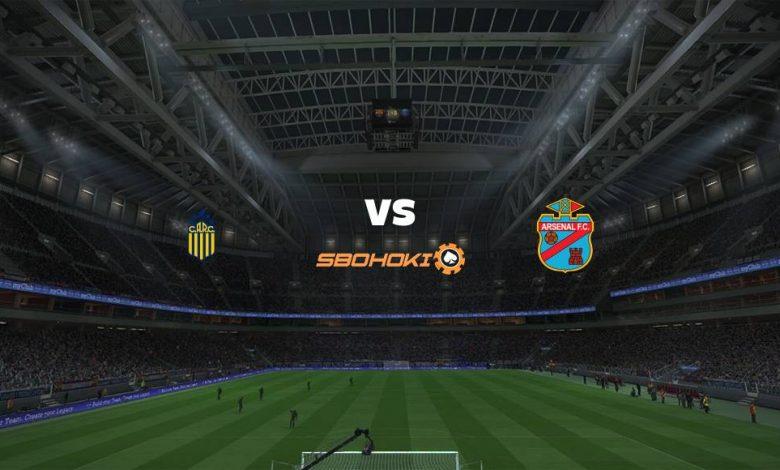 Live Streaming Rosario Central vs Arsenal de Sarandí 15 Maret 2021 1