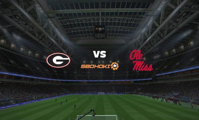 Live Streaming Georgia Bulldogs vs Ole Miss Rebels 6 Maret 2021 1
