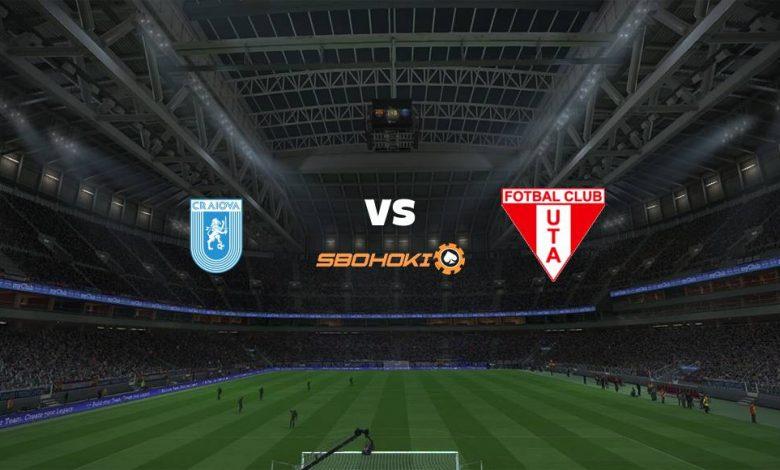 Live Streaming Universitatea Craiova vs UTA Arad 16 Maret 2021 1