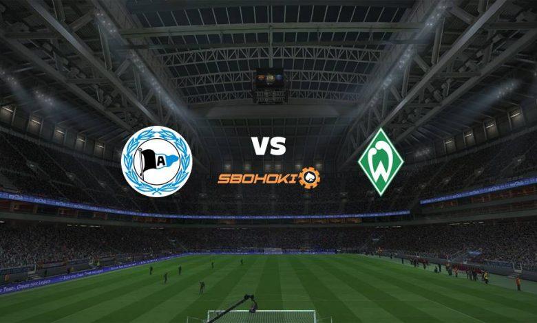 Live Streaming Arminia Bielefeld vs Werder Bremen 10 Maret 2021 1
