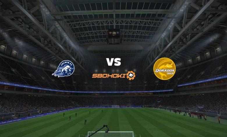 Live Streaming Celaya vs Dorados de Sinaloa 17 Maret 2021 1