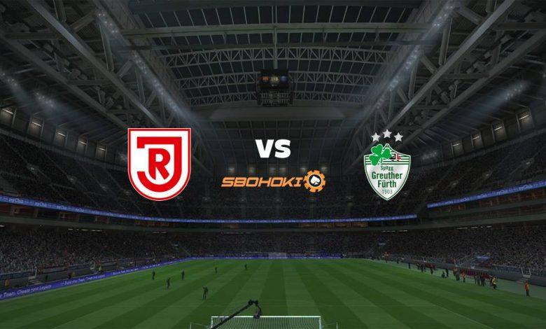 Live Streaming SSV Jahn Regensburg vs SpVgg Greuther Furth 17 Maret 2021 1