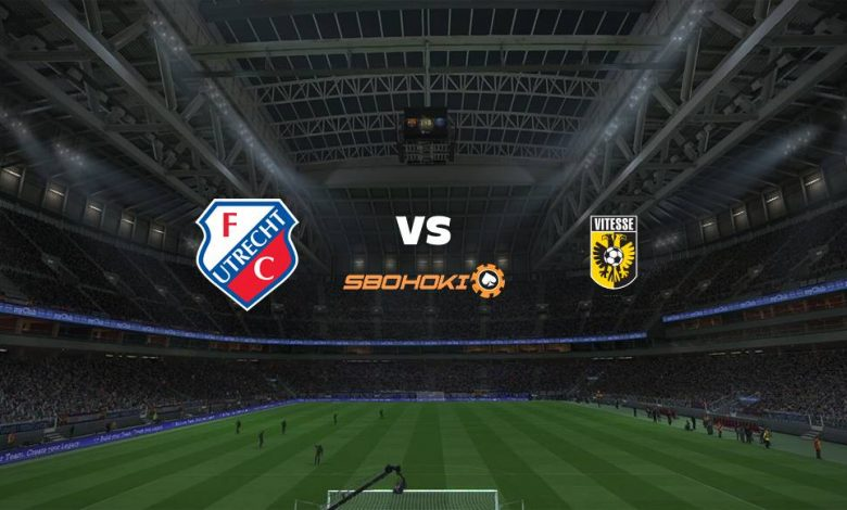 Live Streaming FC Utrecht vs Vitesse 14 Maret 2021 1