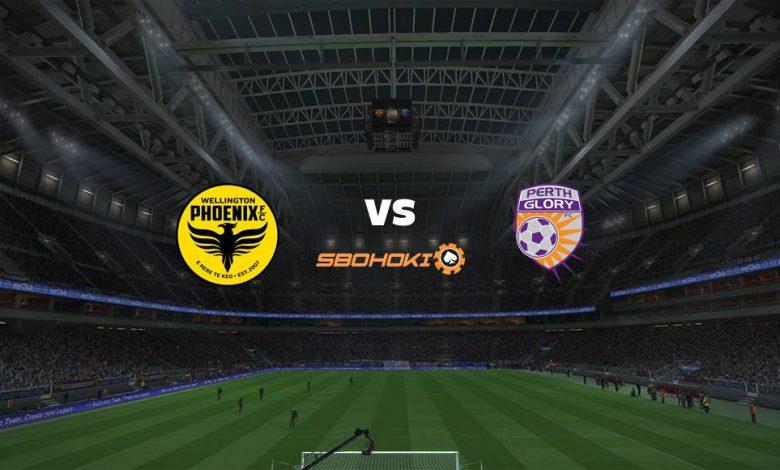 Live Streaming Wellington Phoenix FC vs Perth Glory 7 Maret 2021 1
