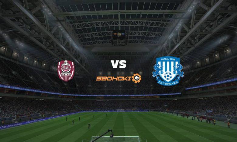 Live Streaming CFR Cluj-Napoca vs CSMS Iasi 14 Maret 2021 1