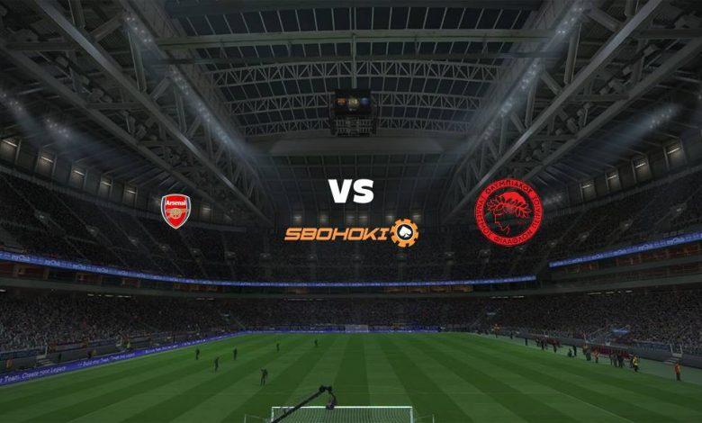 Live Streaming Arsenal vs Olympiakos 18 Maret 2021 1
