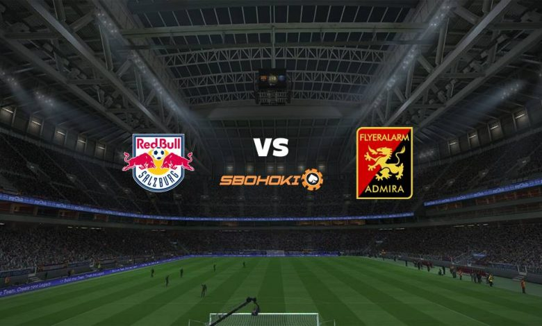 Live Streaming FC Salzburg vs FC Admira Wacker Modling 13 Maret 2021 1
