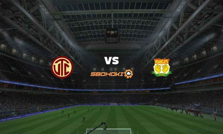 Live Streaming UTC vs Sport Huancayo 18 Maret 2021 1