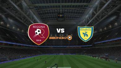 Photo of Live Streaming  Reggina vs Chievo 21 Maret 2021