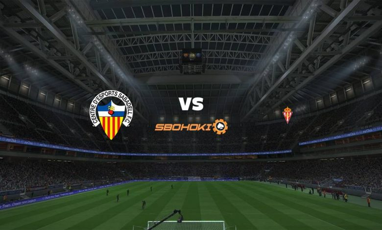 Live Streaming CD Sabadell vs Sporting Gijón 20 Maret 2021 1