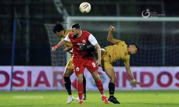 Bantah Prediksi, Persija Buang Bhayangkara dari Piala Menpora 1