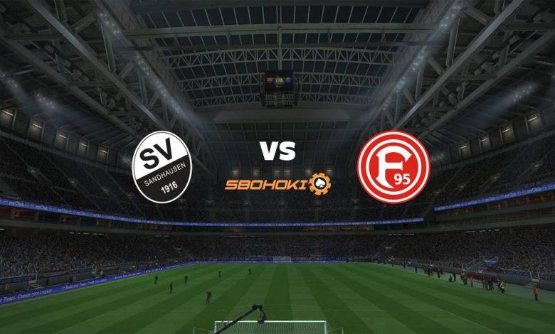 Live Streaming SV Sandhausen vs Fortuna Düsseldorf 13 Maret 2021 1