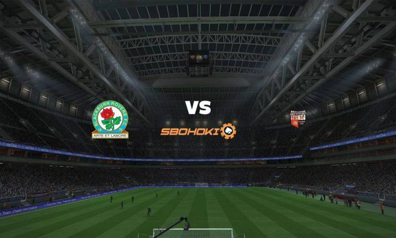 Live Streaming Blackburn Rovers vs Brentford 12 Maret 2021 1