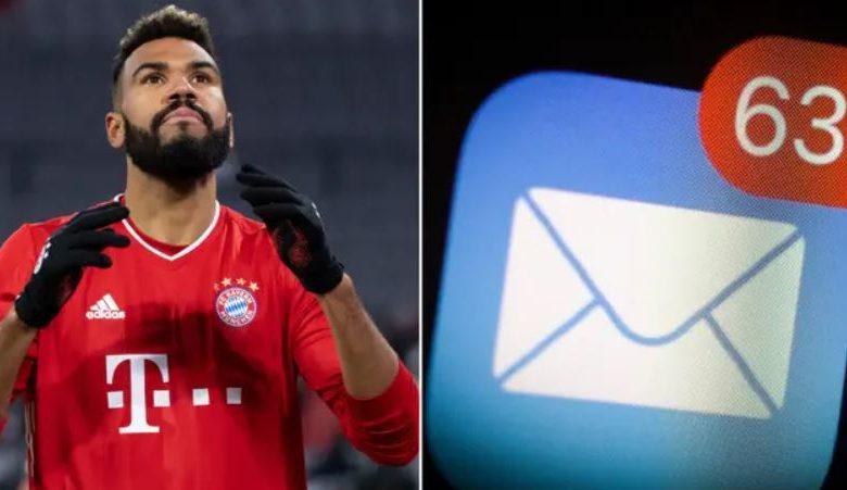 Striker Bayern Munich Tak Masuk Timnas Gara-gara Kesalahan Email 1