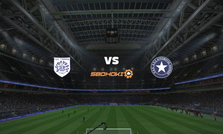 Live Streaming Pas Giannina vs Atromitos 20 Maret 2021 1