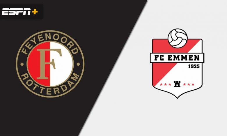 Prediksi Bola: Feyenoord vs FC Emmen 1