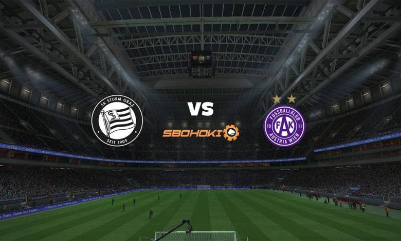 Live Streaming SK Sturm Graz vs Austria Vienna 14 Maret 2021 1