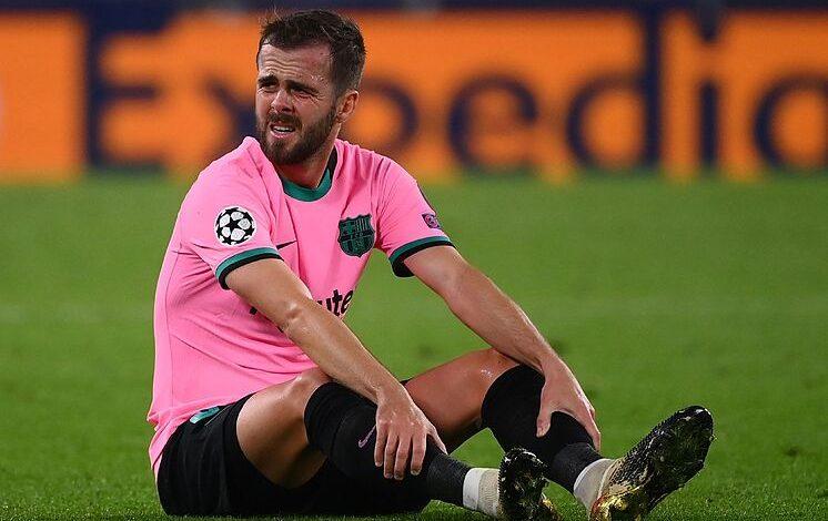 Menit Bermain Kurang, Pjanic: Saya Datang ke Barcelona Bukan untuk Satu Musim 1