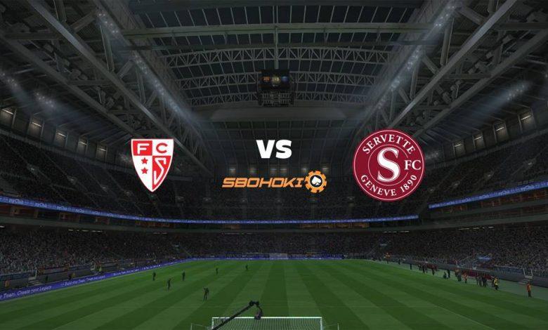 Live Streaming FC Sion vs Servette 14 Maret 2021 1
