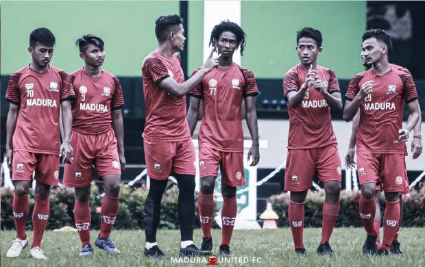 Ladeni Persebaya, Madura United Siap Turunkan Bintang Muda 1