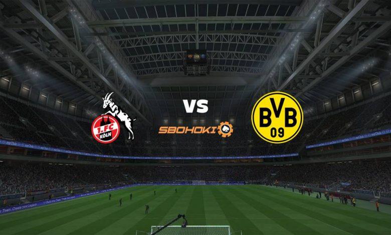 Live Streaming FC Cologne vs Borussia Dortmund 20 Maret 2021 1