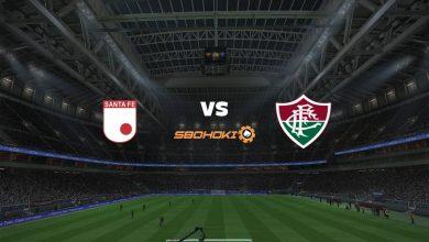 Photo of Live Streaming  Independiente Santa Fe vs Fluminense 29 April 2021