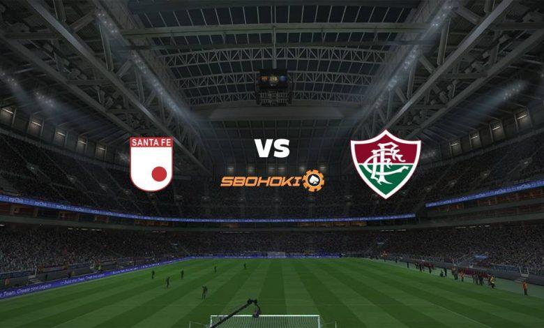 Live Streaming Independiente Santa Fe vs Fluminense 29 April 2021 1