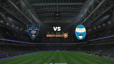Photo of Live Streaming  Lecce vs Spal 10 April 2021
