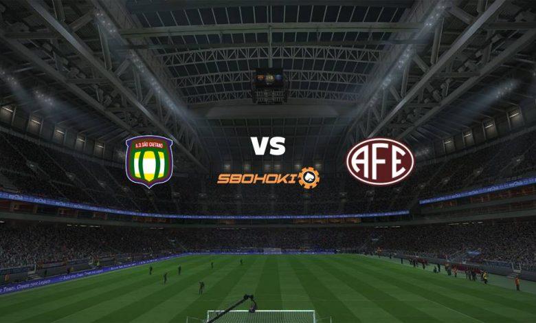 Live Streaming São Caetano vs Ferroviária 25 April 2021 1