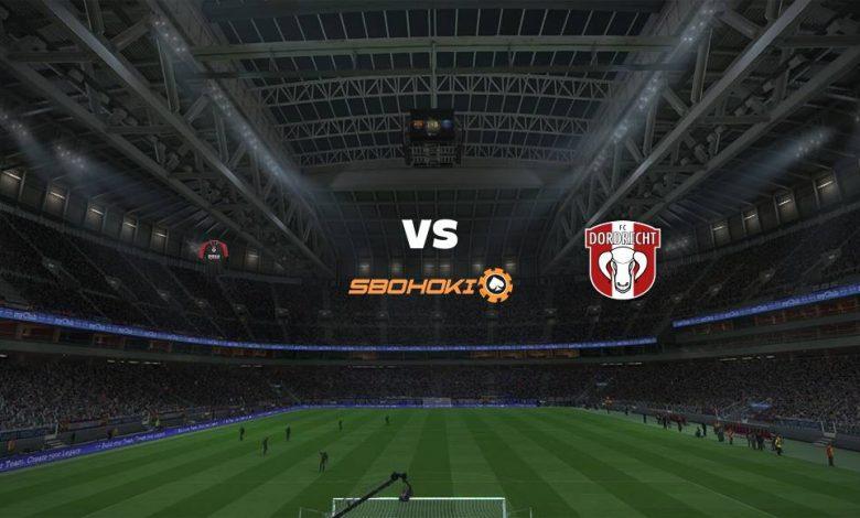 Live Streaming Excelsior vs FC Dordrecht 30 April 2021 1