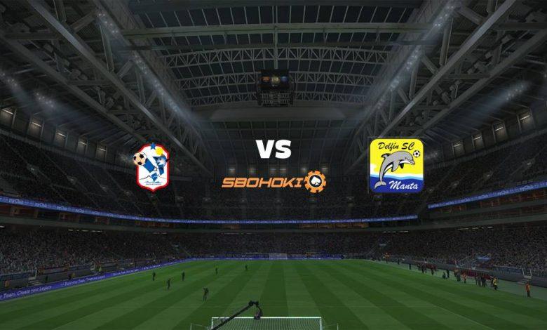 Live Streaming Manta F.C. vs Delfín 20 April 2021 1