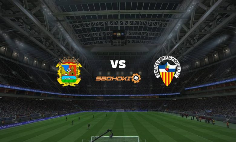Live Streaming Fuenlabrada vs CD Sabadell 16 April 2021 1