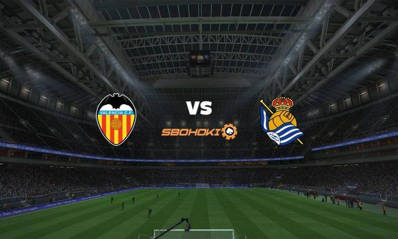 Live Streaming Valencia vs Real Sociedad 11 April 2021 1